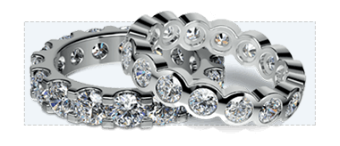 Brilliance.com | Diamond Eternity Bands
