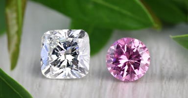 Fancy Color Loose Diamonds