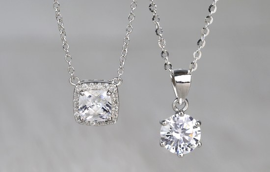 Solitaire Pendant Setting