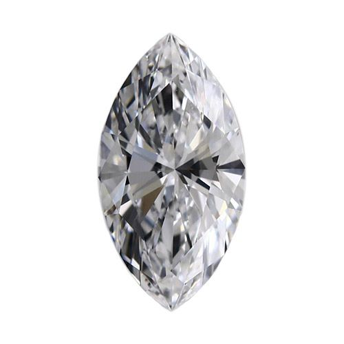 0.32 Carat Marquise Loose Diamond, K, VS1, Ideal, IGI Certified