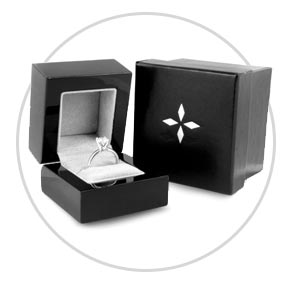 Diamond Ring Jewelry Packaging
