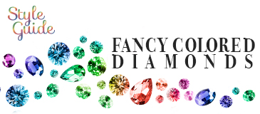 Style Guide for Fancy Colored Diamonds
