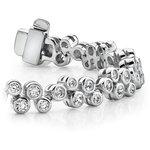 Bubble Diamond  Bracelet in White Gold (1 3/4 ctw) | Thumbnail 01