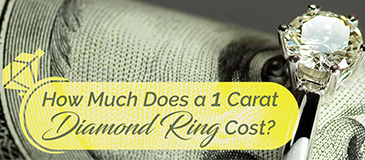 How Much Does a 1 Carat Diamond Ring Cost?