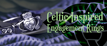 Celtic-Inspired Engagement Rings