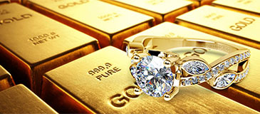 Design Your Own Yellow Gold Ring Settings