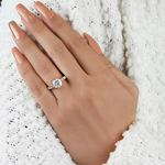 Newly Classic Bridal Yellow Gold Diamond Ring by Parade | Thumbnail 03