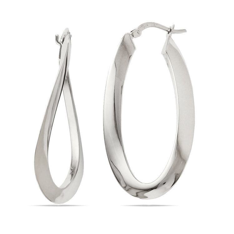 handmade spring earrings featuring statement products shapes sansa oval horn geometric so sculptural earring soko accompany oversized