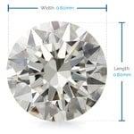 0.8 MM Round Diamond, Value Melee Diamonds   Thumbnail 02
