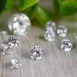 1.3 MM Round Diamond, Luxury Melee Diamonds   Thumbnail 03