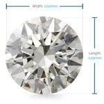 1 MM Round Diamond, Value Melee Diamonds   Thumbnail 02