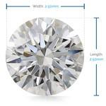2.5 MM Round Diamond, Premium Melee Diamonds | Thumbnail 02