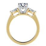 Pear Diamond Engagement Ring in Yellow Gold (1/2 ctw) | Thumbnail 02