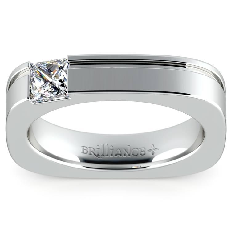 Achilles Princess Solitaire Mangagement™ Ring (1/2 ctw) | 01