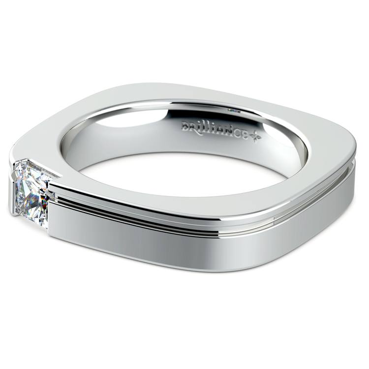 Achilles Princess Solitaire Mangagement™ Ring (1/2 ctw) | 04