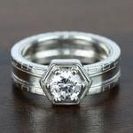 Ajax Solitaire Mangagement™ Ring (1 ctw) | Thumbnail 05