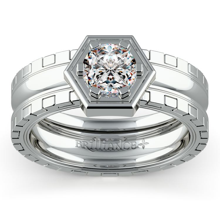Ajax Solitaire Mangagement™ Ring (1 ctw) | 01