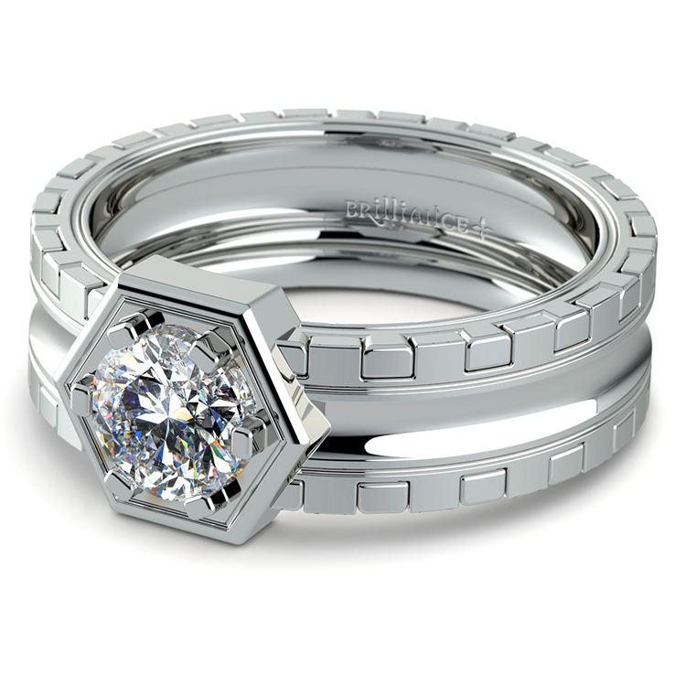 Ajax Solitaire Mangagement™ Ring (1 ctw) | 04