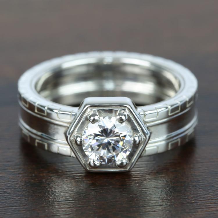 Ajax Solitaire Mangagement™ Ring (1 ctw) | 05