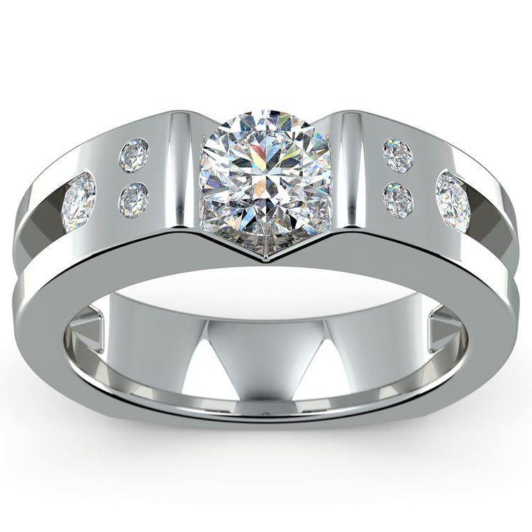 Apollo Diamond Mangagement™ Ring (1 1/3 ctw) | 02