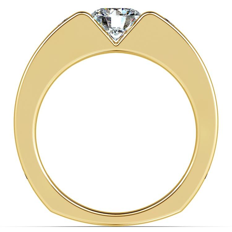 Apollo Diamond Mangagement™ Ring in Yellow Gold (1 1/3 ctw)   02