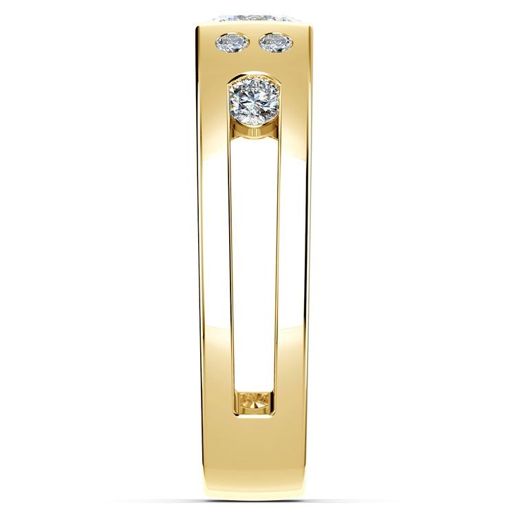 Apollo Diamond Mangagement™ Ring in Yellow Gold (1 1/3 ctw)   03