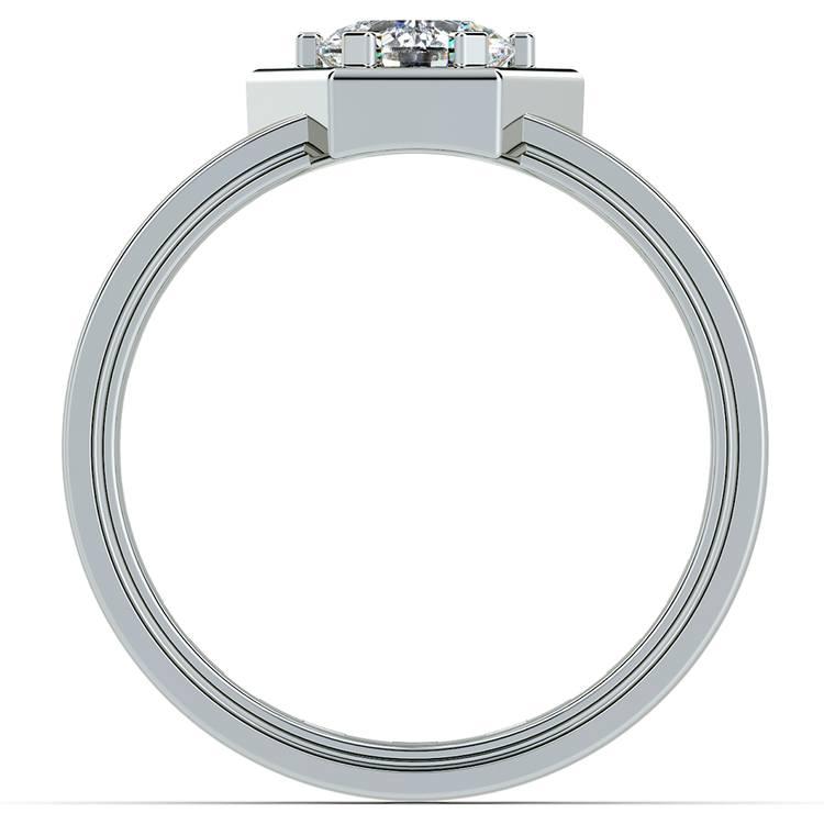 Castor Solitaire Mangagement™ Ring (1 ctw) | 03