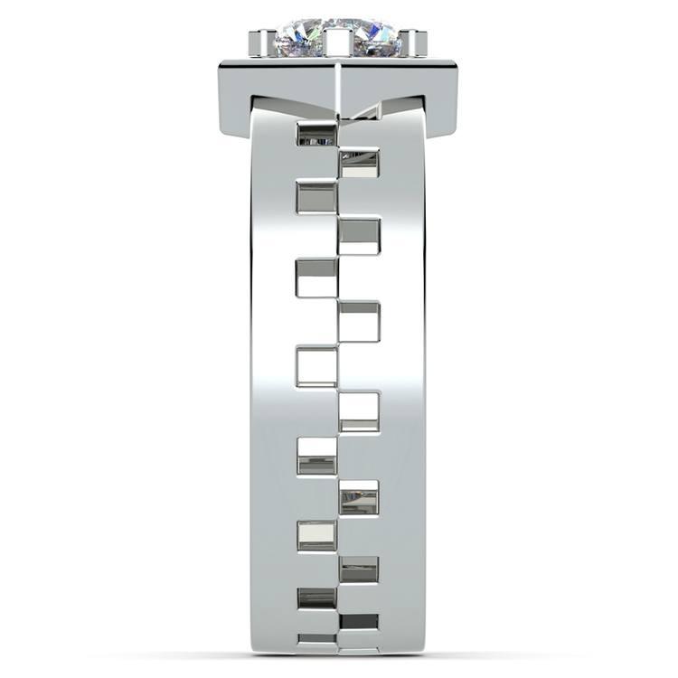 Castor Solitaire Mangagement™ Ring (1 ctw) | 04