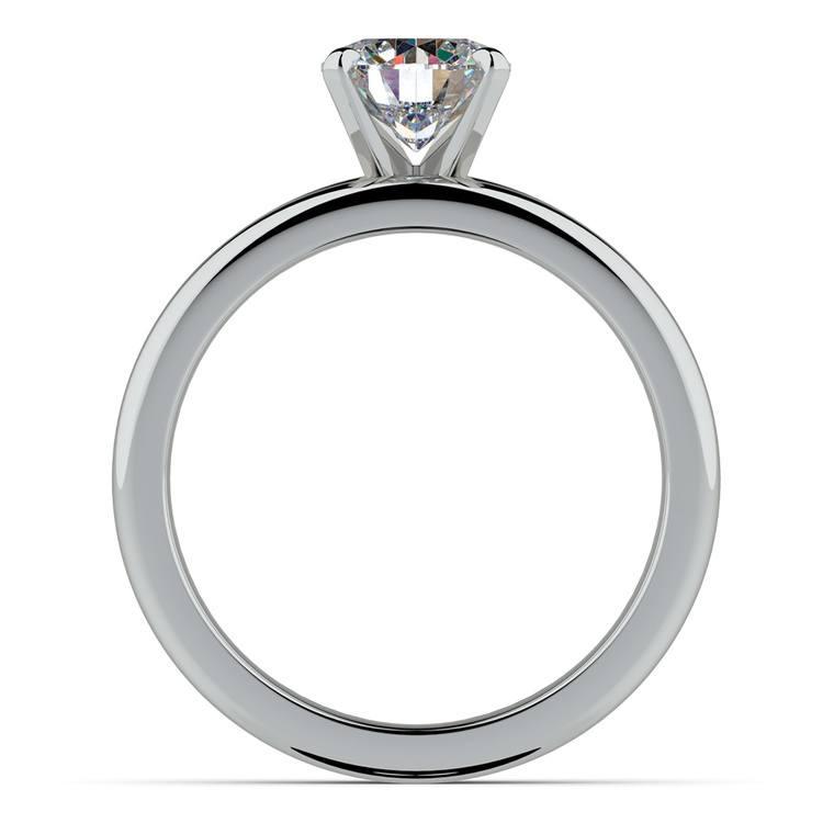 Classic Comfort Fit Diamond Bridal Set in Platinum | 02