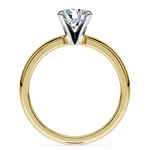Classic Solitaire Engagement Ring in Yellow Gold | Thumbnail 02