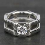 Daedalus Solitaire Mangagement™ Ring (1 ctw) | Thumbnail 05