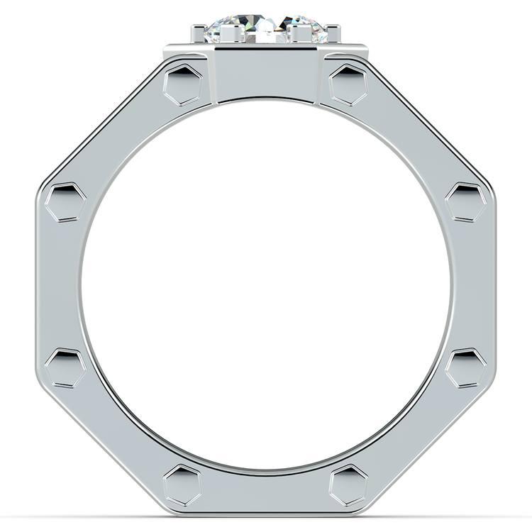 Daedalus Solitaire Mangagement™ Ring (1 ctw) | 02