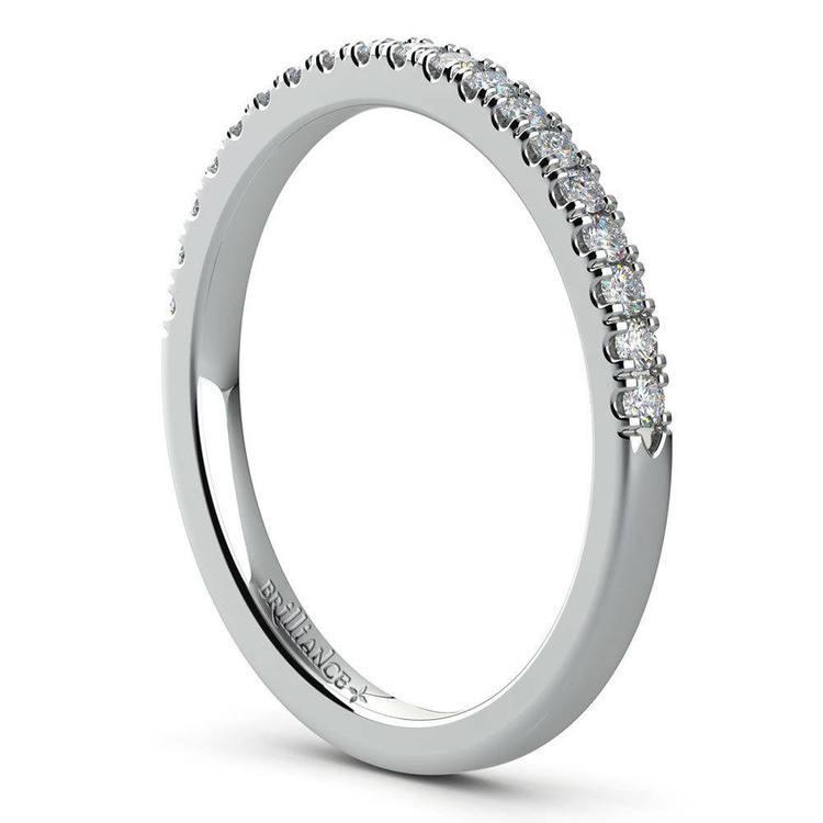 Double Halo Diamond Bridal Set in White Gold | 05