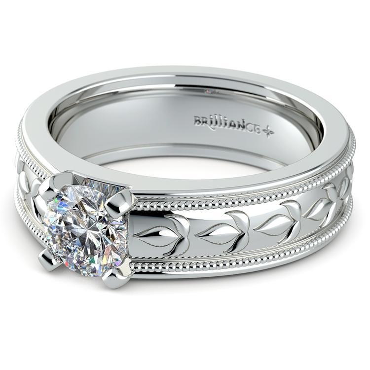 Elysium Solitaire Mangagement™ Ring (1 ctw) | 01