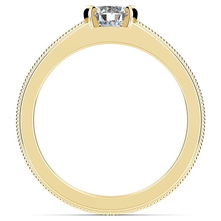 Elysium Solitaire Mangagement™ Ring in Yellow Gold (1 ctw) | 02