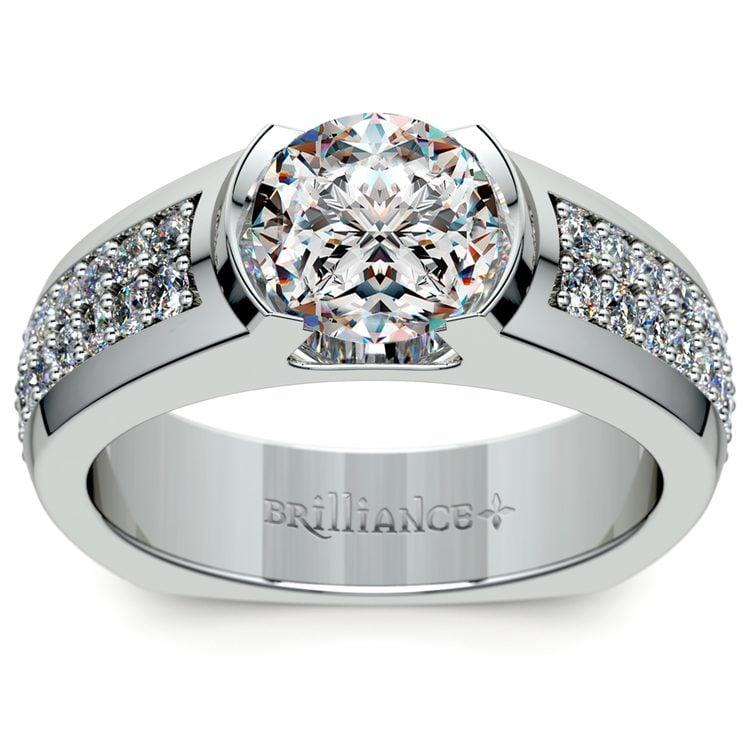 Eros Diamond Mangagement™ Ring (2 1/3 ctw) | 01
