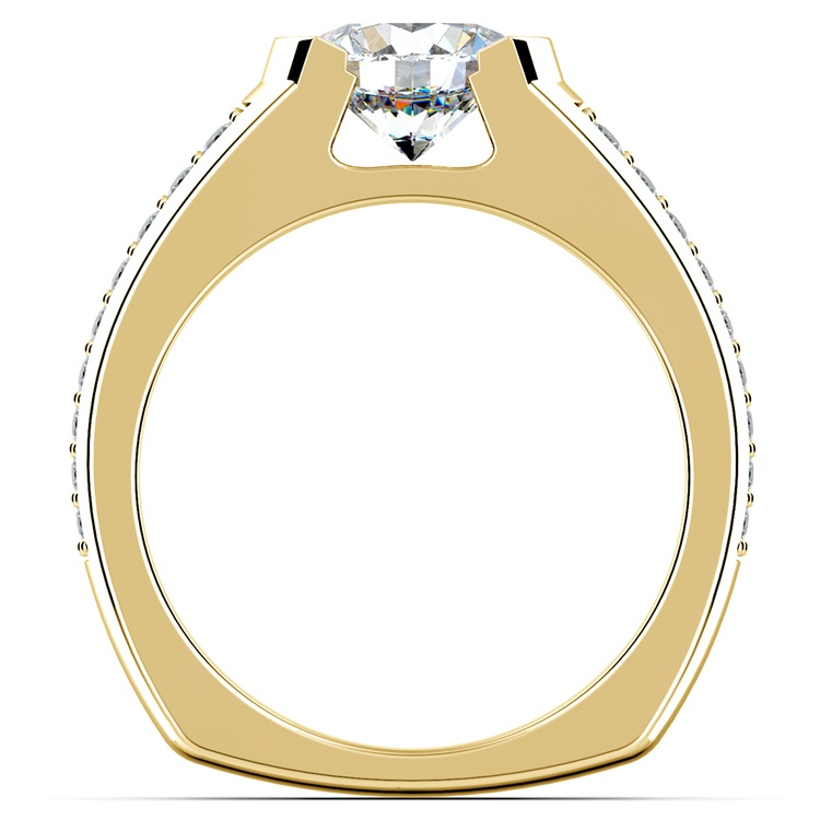Eros Diamond Mangagement™ Ring in Yellow Gold (2 1/3 ctw) | 03