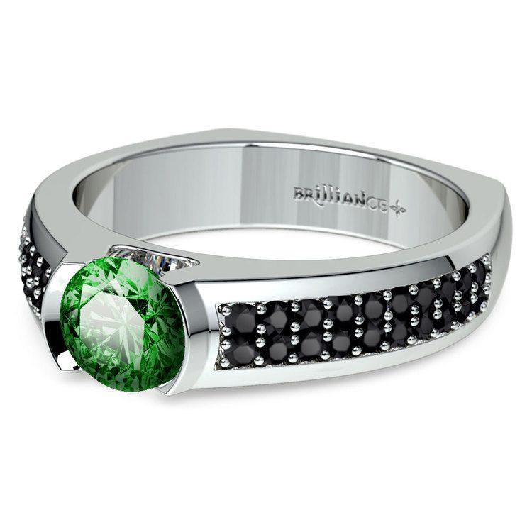 Eros Gemstone Mangagement Ring | 01
