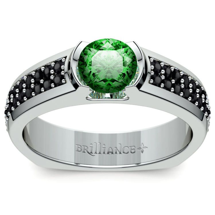 Eros Gemstone Mangagement Ring | 02