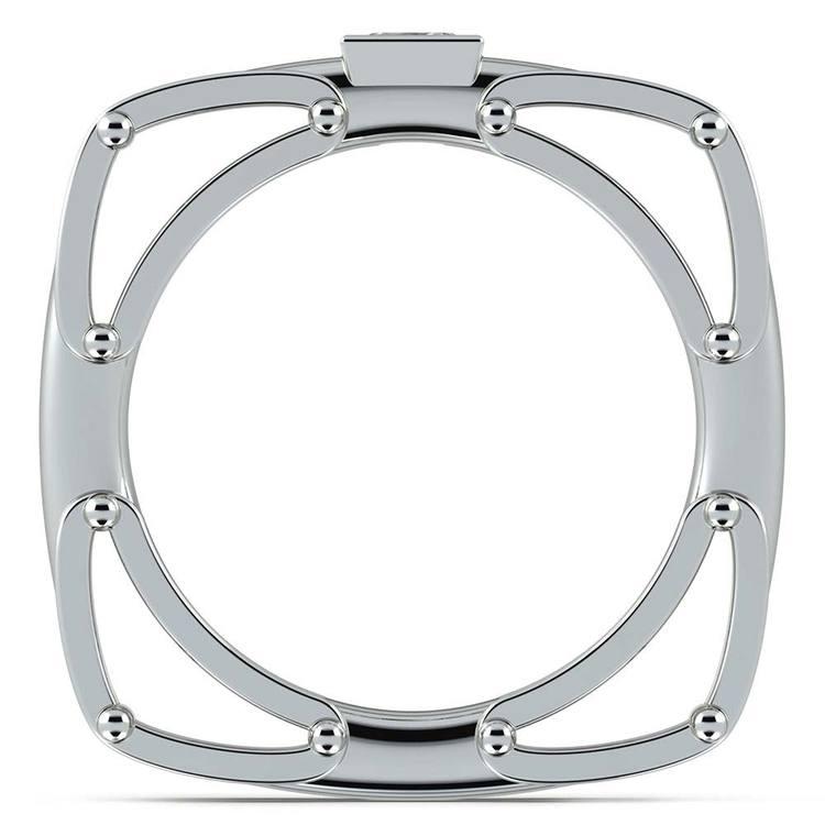 Hephaestus Princess Solitaire Mangagement™ Ring (1/3 ctw) | 02
