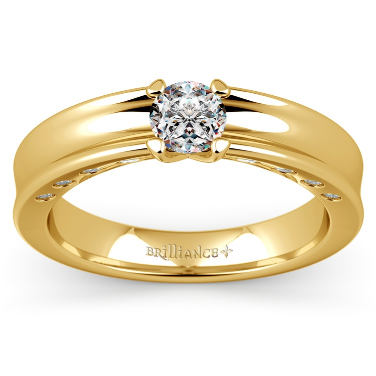 Hydra Diamond Mangagement™ Ring in Yellow Gold (3/4 ctw) | 01