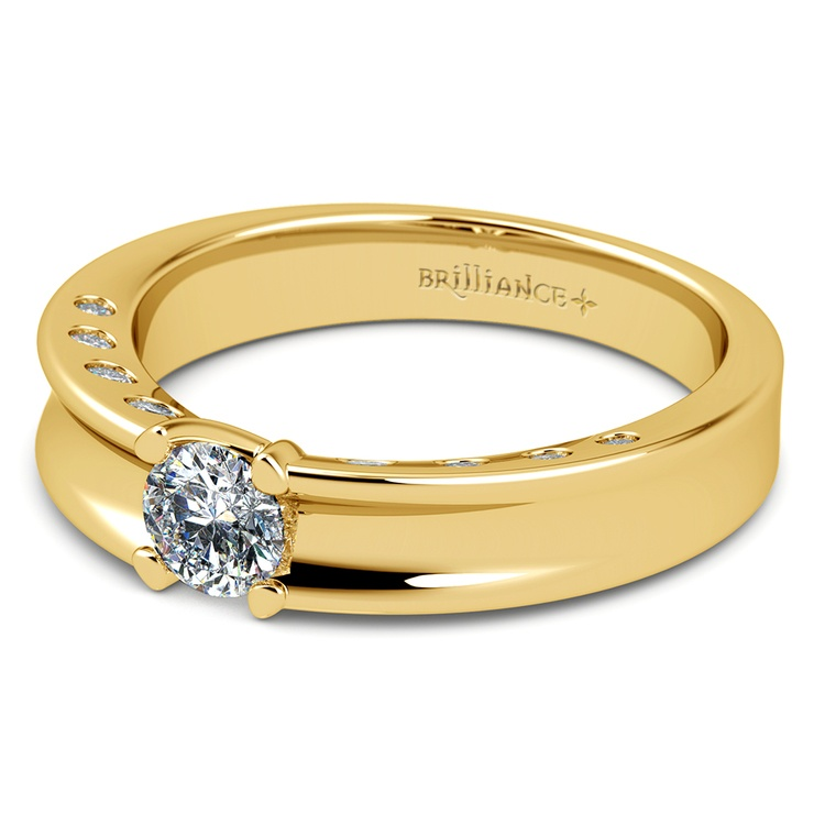 Hydra Diamond Mangagement™ Ring in Yellow Gold (3/4 ctw) | 04