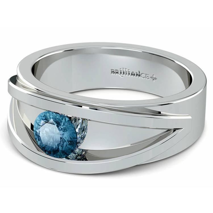 Hyperion Gemstone Mangagement Ring | 01