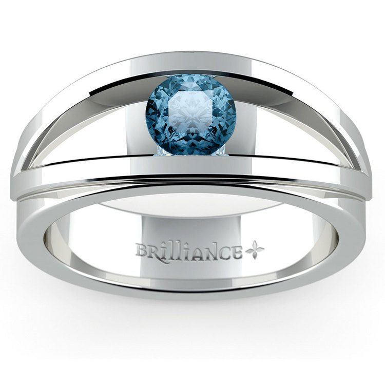 Hyperion Gemstone Mangagement Ring | 02