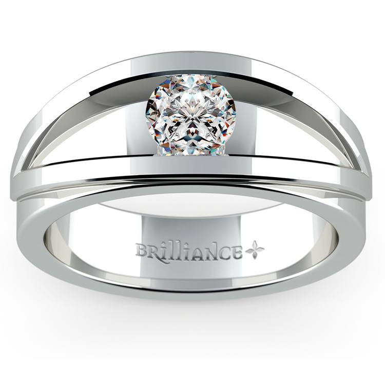 Hyperion Solitaire Mangagement™ Ring (3/4 ctw) | 02