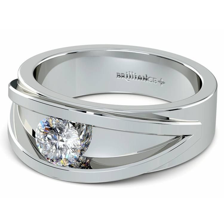 Hyperion Solitaire Mangagement™ Ring (3/4 ctw) | 01