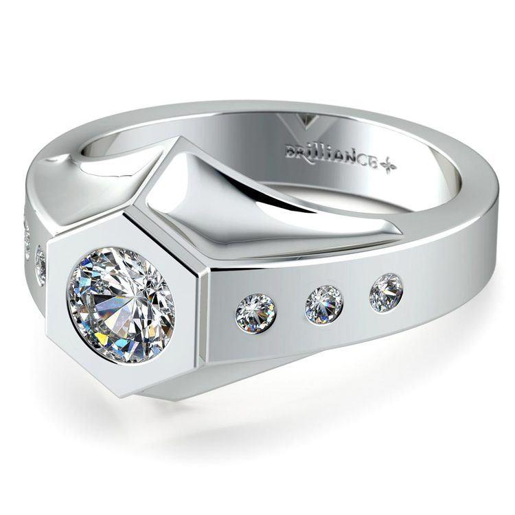 Magnus II Solitaire Mangagement™ Ring (3/4 ctw) | 01