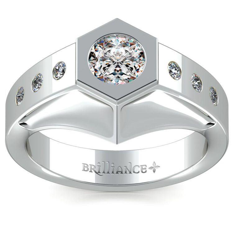 Magnus II Solitaire Mangagement™ Ring (3/4 ctw) | 02