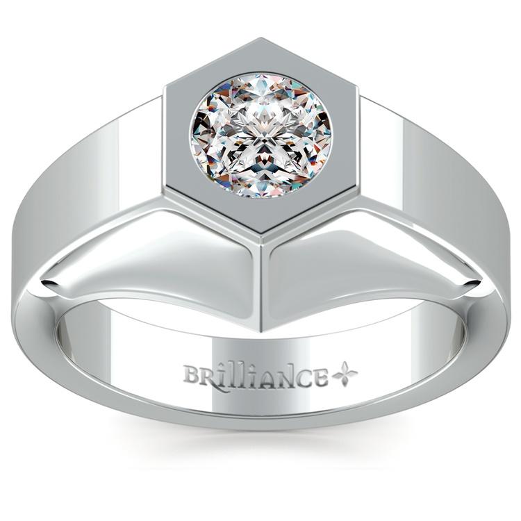 Magnus Solitaire Mangagement™ Ring (1 ctw) | 01