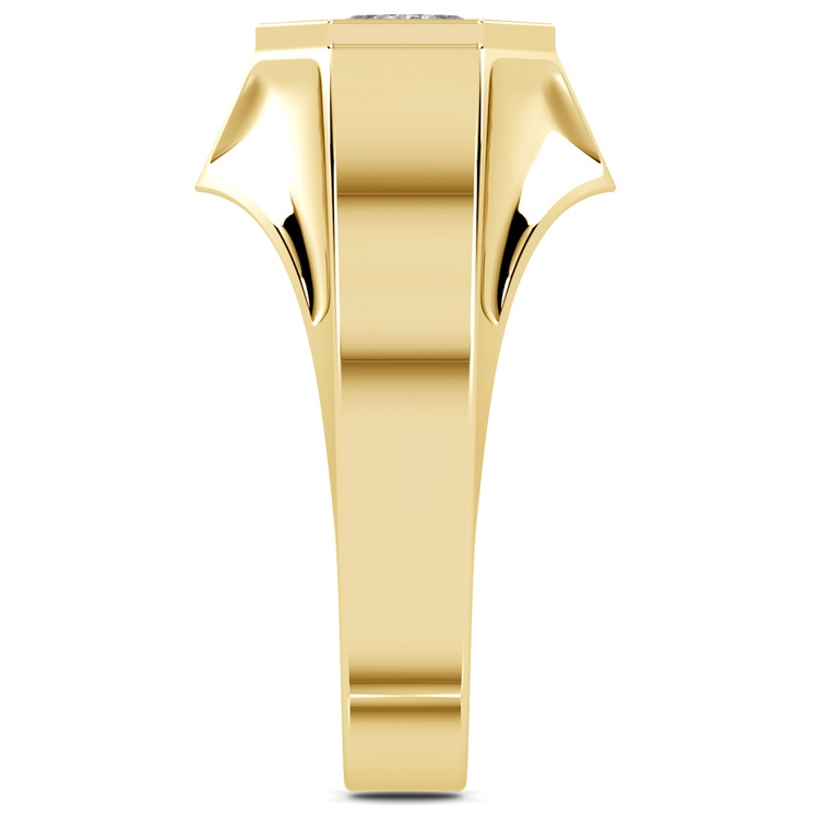 Magnus Solitaire Mangagement™ Ring in Yellow Gold (1 ctw) | 03